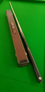 Baizemaster england Pool Snooker Cue With Matching quality hard Case set New