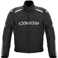 Blousons noirs Alpinestars pour motocyclette Homme