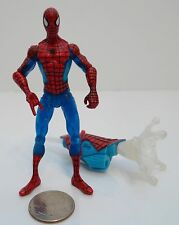 """Marvel The Amazing Spiderman Ultimate Gift Set 4"""" Inch Spider Man Action Figure"""