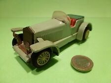 TIN TOYS BLECH VINTAGE CLASSIC CAR 1:36? - GOOD CONDITION - JAPAN - FRICTION