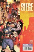 Siege #3 CVR A Marvel Comics 1st Print 2009 VF