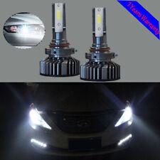 HB4 9006 COB LED Headlight Bulbs Kit 8000L Canbus 100W For Lexus GS450H 06-On