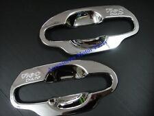 Fits Toyota Hilux Vigo Champ 2012 - 15 2 Door Chrome Handle Insert Bowl V.3