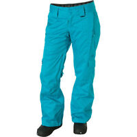 DC Womens Anzere Pants winter ski snow snowboard trousers Blue S-L NEW $200