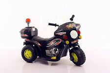 Children electric motorcycle with multicolor lights