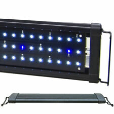 Beamswork EA White Blue LED Aquarium Fish Tank Light Timer 12 18 24 30 36 48 72