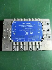 2250MX - Multiswitch Telewire