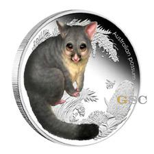 Australia 2011 50 Cents Opossum Austalian Bush Babies II 1oz Silbermünze