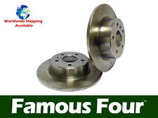 Land Rover Discovery 2 TD5/V8 1998-2004 Rear Brake Disc Pair FF007761