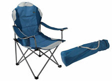 Summit Padded High Back Folding Relaxer ArmChair 090/200 Arm chair with bag