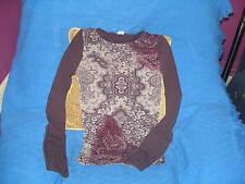REBAJAS preciosa camiseta  mujer, elástica gasa rebajas MADE IN MOROCCO 38 40 42