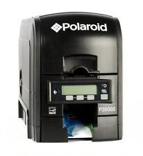 Polaroid P3500S Single Sided Photo ID Card Printer