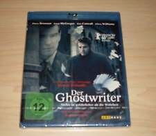 Blu-Ray Disc - Der Ghostwriter - Ewan McGregor - Ghost Writer Blu Ray Neu OVP