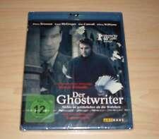 Blu-Ray Disc - Der Ghostwriter - Ewan McGregor - Ghost Writer Blu Ray Neu OVP