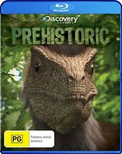 Prehistoric (Blu-ray, 2011, 2-Disc Set)