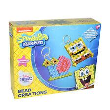 Make your own Spongebob Bead Keyrings - Christmas Gift