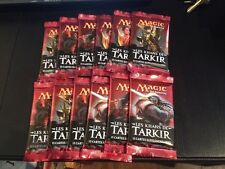 MTG MAGIC LOT DE 12 BOOSTERS KHANS OF TARKIR (LES KHANS DE TARKIR) EN FRANCAIS)