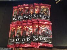 MTG MAGIC LOT DE 12 BOOSTERS KHANS OF TARKIR (LES KHANS DE TARKIR) EN FRANCAIS)