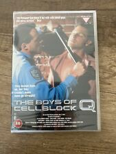 The Boys Of Cell Block Q NEW SEALED DVD