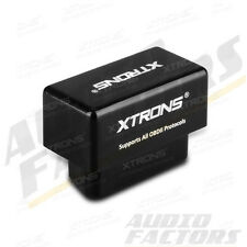 XTRONS OBD2 ELM327 Bluetooth Car Scanner Android Torque Auto Scan Tool OBD-II