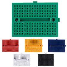 6Pcs 170 Tie-points Mini Solderless Prototype Breadboard Set for Shield