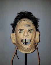 Leatherface mask not jason voorhees michael myers freddy krueger
