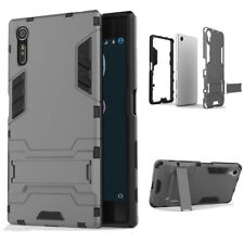 Hard Back Shockproof Tough Armour Heavy Duty Case For Sony Xperia X XA XZ E5