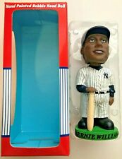 NEW YORK YANKEES BERNIE WILLIAMS MLB BASEBALL VINTAGE BOBBLE HEAD PLAYER DOLL