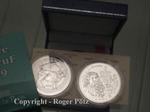 5 Euro 2009 Jahr des Ochsen Silber st nur 4738 reale Auflage