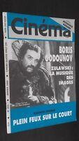 Revista Cinema Janvier 1990 N º 463 Boris Godunov Buen Estado