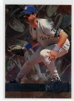 1996 Fleer Metal Universe #90 DON MATTINGLY New York Yankees BASE BASEBALL CARD