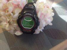 work / play sport digital Armitron watch velcro md0573-r(t) 40/8095