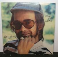 ELTON JOHN ROCK OF THE WESTIES (VG+) MCA-2163 LP VINYL RECORD