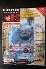 MODELISME FERROVIAIRE TRAIN MAGAZINE LOCO REVUE N° 624 de 1999