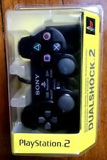 DUALSHOCK 2 PLAYSTATION 2  SONY OFFICIAL CONTROLLER PS2 BRAND NEW FACTORY SEALED