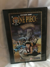 One Piece Movie DVD The Desert Princess and the Pirates Adventure in Alabasta