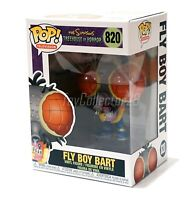 Funko Fly Boy Bart 820 The Simpsons Treehouse of Horror  Vinyl Figure Series 3