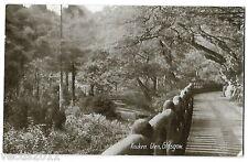 Rouken Glen, Glasgow, Scotland Philco Series Postcard