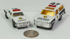 YAT MING Road Champs Chevrolet BLAZER Police Classic 4x4 Loose Rare Vintage