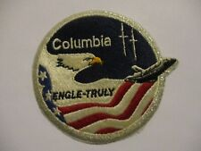 Space Shuttle Columbia Engle-Truly Patch