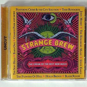 Uncut - Strange Brew (CD Album, May 2013) The Cream of the Best New Music