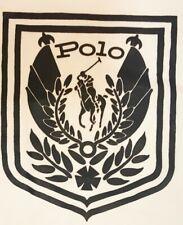 Ralph lauren White Polo Uni Badge Tee Sz XXL