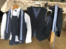 Job Lot Gareth Southgate Waistcoat Tie Trousers Shirt England Football