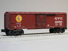 LIONEL NYC EARLY BIRD FREIGHT SERVICE BOXCAR o gauge train box car 6-81261 NEW