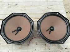 philips bass drivers ad 8066 speakers pair