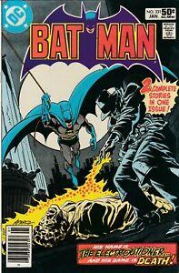 Batman #331 - 1981 - VF - Talia Appearance - DC - Bronze Age
