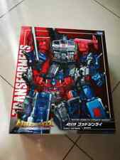 Takara Transformers Legends LG-EX Powermaster Optimus Prime Super God Ginrai BIB