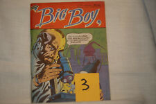 Big Boy (3) n°23-1°série--l'homme microscopique-TBE-1958