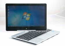 HP Revolve 810 i5-3437u 1.9GHz 8GB 256GB SSD Touch Screen Win 10 Backlit Laptop