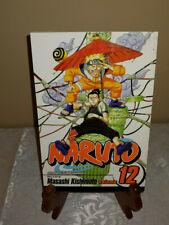 NARUTO VOL. 12 ~ SHONEN JUMP MANGA ~ ENGLISH graphic novel